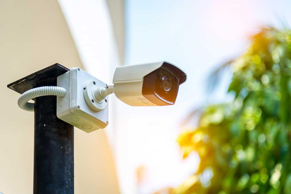 Cámaras CCTV IP de alta calidad